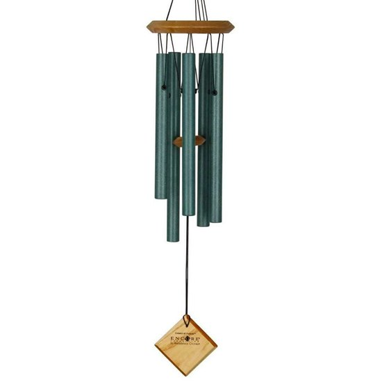 Woodstock Chimes Of Polaris - Verdigris