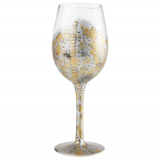 Lolita Venom Wine Glass