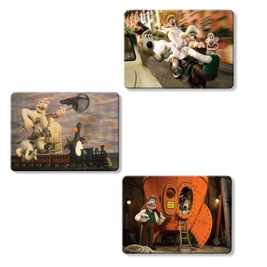 MYNECARDWALGROM Myne Cards x Wallace And Gromit