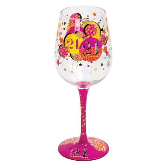 5053154189935 21st Chin Chin Wine Glass