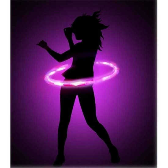 5038728135464 Flashing LED Hula hoop