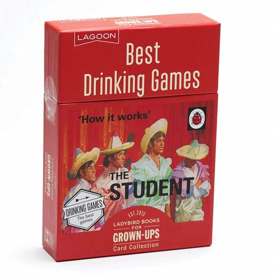 677666020743 Ladybird For Grown Ups Best Drinking Games