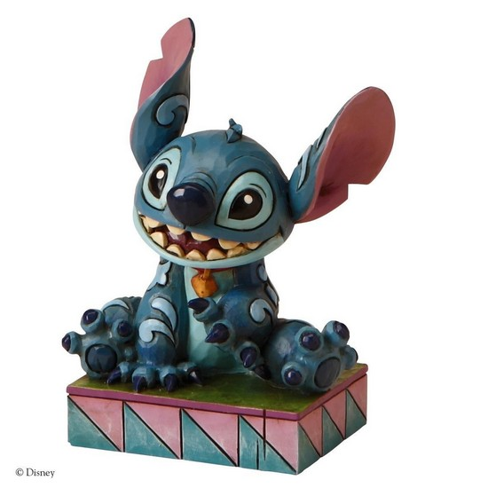 Ohana Means Family Stitch Figurine