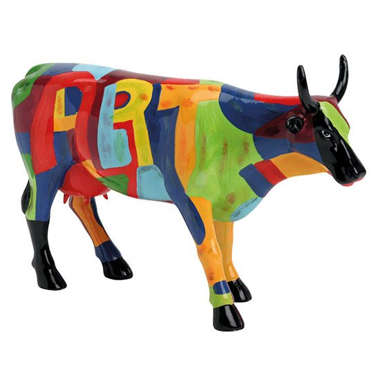 CowParade Art Of America Large 26222