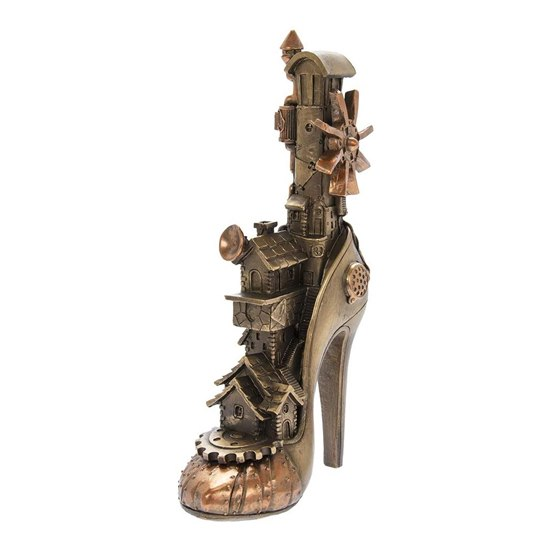 Steampunk Steam Powered Stiletto