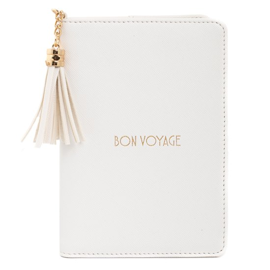 Shine Bright Bon Voyage Passport Holder