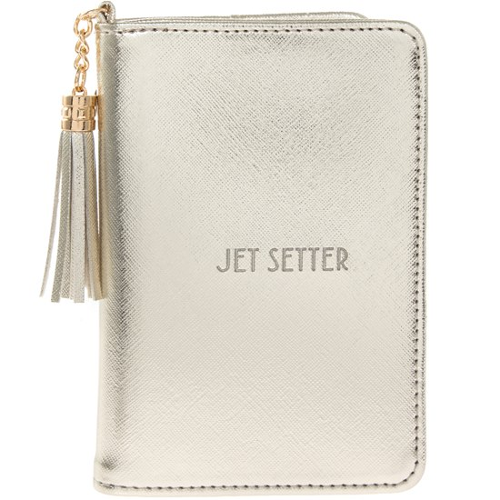 Shine Bright Jet Setter Passport Holder