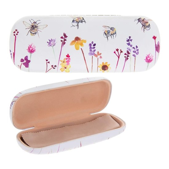 Glasses Case and Cloth Busy Bees
