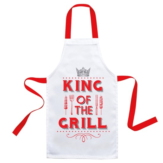 King of The Grill BBQ Apron