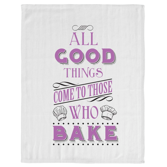 Those Who Bake Tea Towel