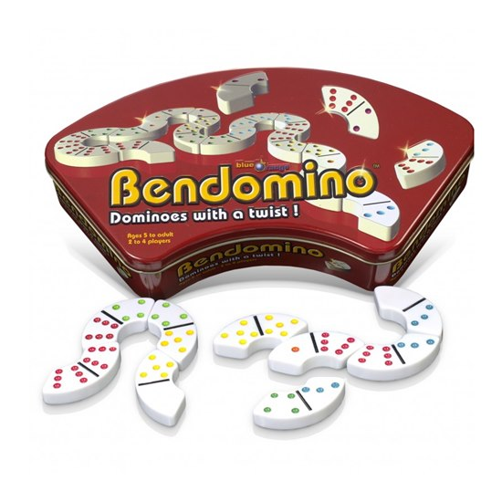 5012822022103 Bendomino- Dominoes With A Twist