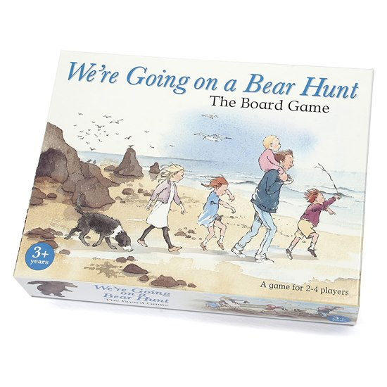 We're Going On A Bear Hunt Kids Board Game