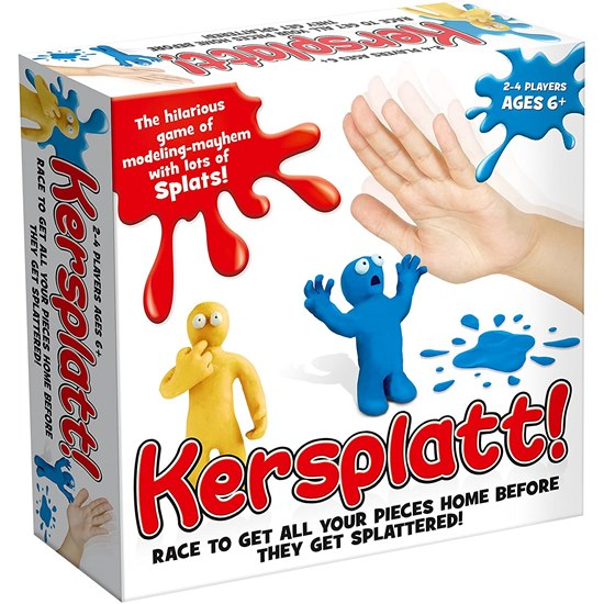 Kersplatt! Modeling Board Game