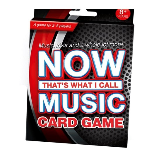Now Thats What I Call Music Card Game