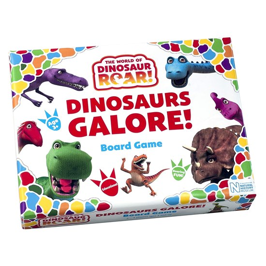Dinosaur Roar Dinosaur Galore Kids Board Game