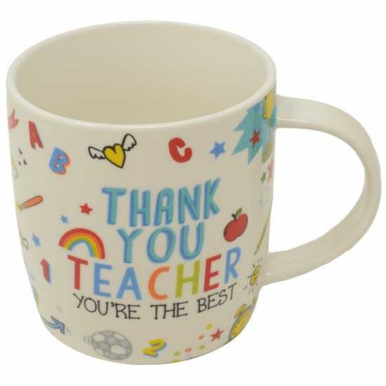 Celebrations Thank You Teacher Mug
