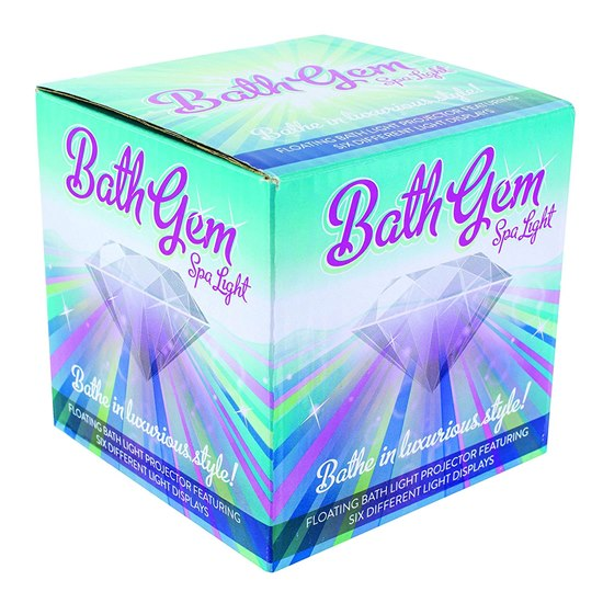 5032331040610 Bath Gem Spa Light