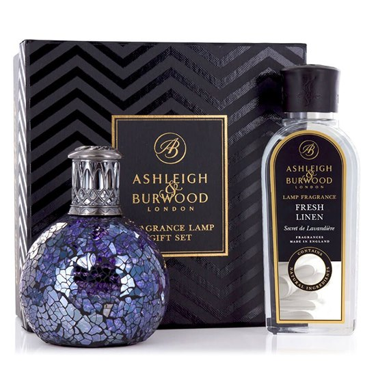 5033271020656 All Because Fragrance Lamp Gift Set