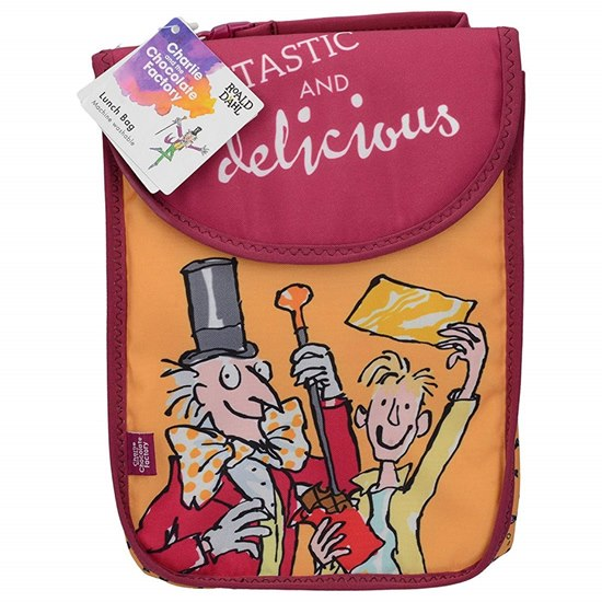 5050993321182 Charlie and The Chocolate Factory Insulated Lunch Bag