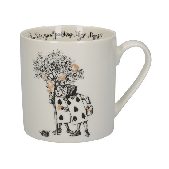 5050993345171 Alice In Wonderland Gardeners Can Mug