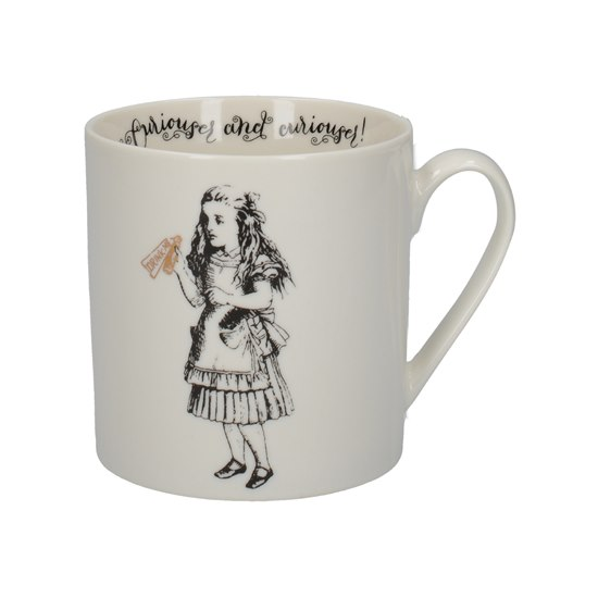 5050993345195 Alice In Wonderland Can Mug