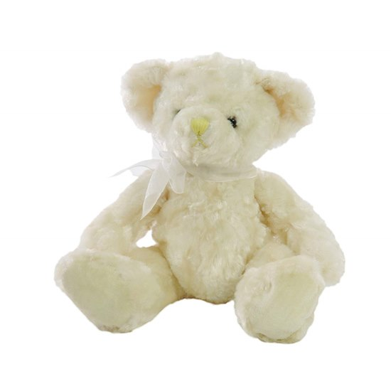 BEARHOPE Christening Cream Hope Teddy