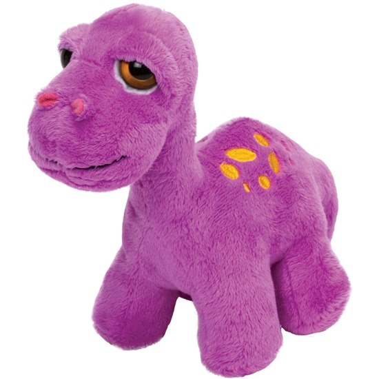 Dinoz Brontosaurus Soft Toy Small