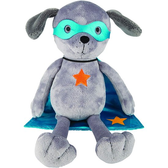 Suki Superhero Dynamo Dog Plush Toy