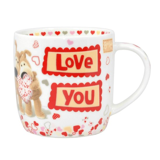 5053944535508  Love You Boofle Mug