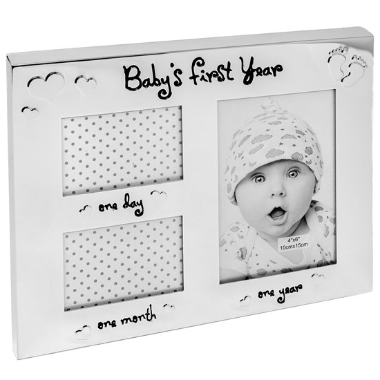 5053944582151 Baby's 1st Year Frame