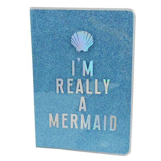 5053944611097 A5 Notebook Im Really a Mermaid