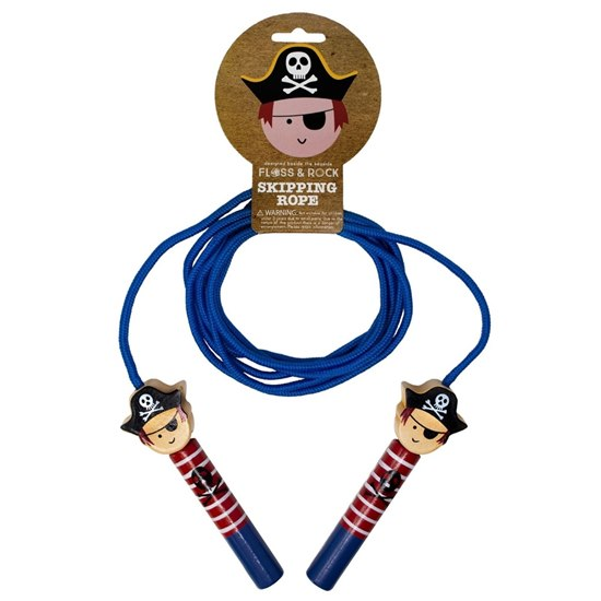 5055166343831 Pirate Skipping Rope