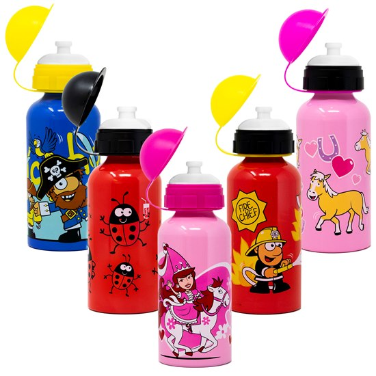 BUGZZWTRBTL Bugzz Kids Drink Bottle 400ml
