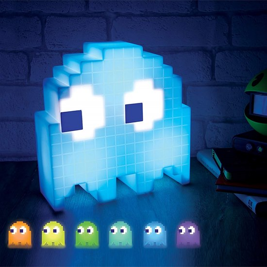 5055964717469 Pac Man Ghost Mood Light