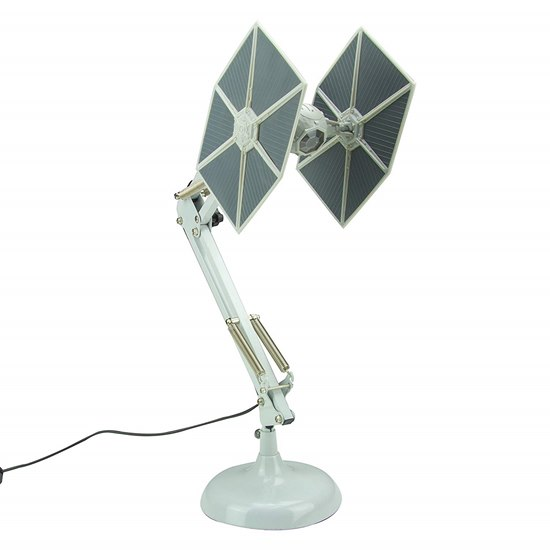 5055964719241 Star Wars Tie Fighter Posable Desk Lamp