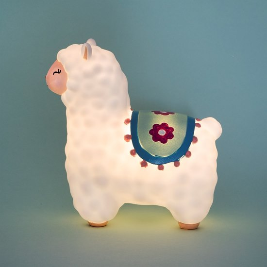 5055992753910 Sass & Belle Little Llama Nightlight