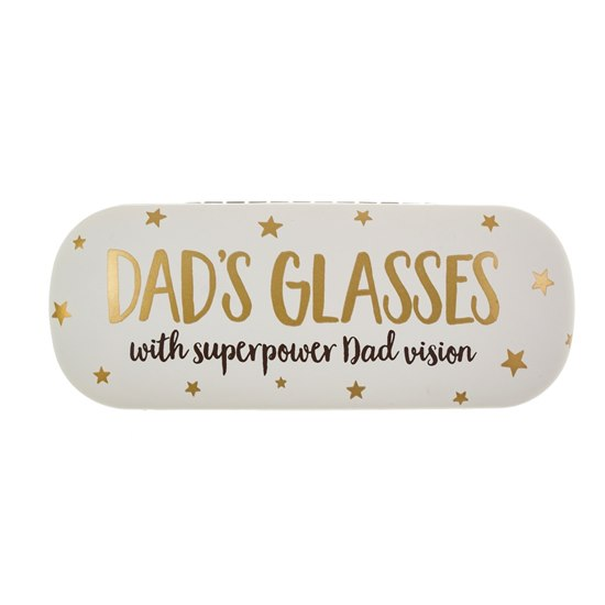 5055992759615 Sass & Belle Dad's Super Power Glasses Case
