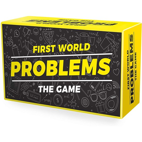 5056004322742 First World Problems - THE GAME