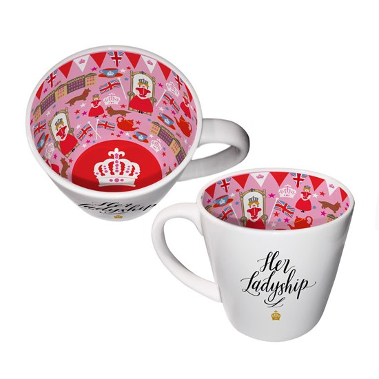 5056308202894 Inside Out Her Ladyship Mug