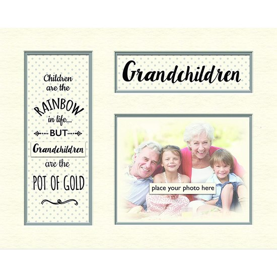 5060000122190 Grandchildren Memory Photo Mount
