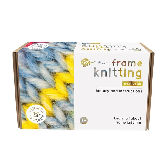 5060008858060 Flights of Fancy Frame Knitting Kit