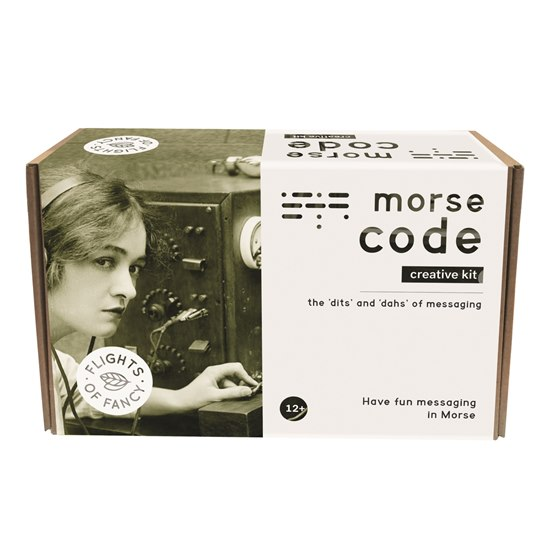 5060008858077 Flights of Fancy Morse Code Kit