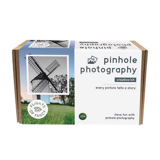 5060008858091 Flights of Fancy Pinhole Photography Kit