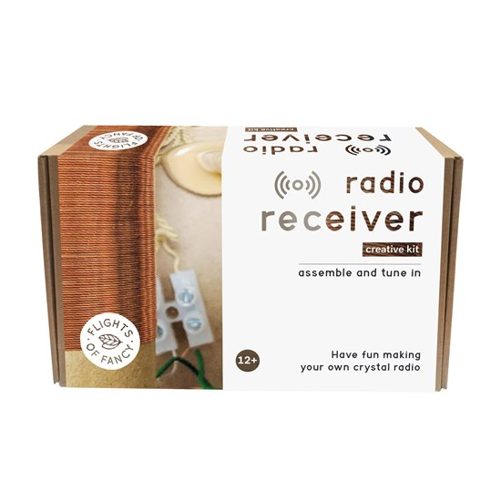 5060008858107 Flights of Fancy Radio Receiver Kit