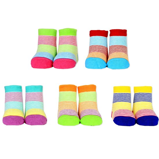 5060152024717 Cucamelon Baby Molly & Lulu Socks  0-12 months