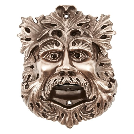 BEERBUDS Beer Buddies Old Greenman Bottle Opener
