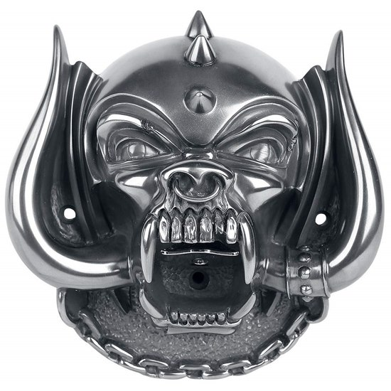 5060386090632 Beer Buddies Motörhead Snaggletooth Bottle Opener