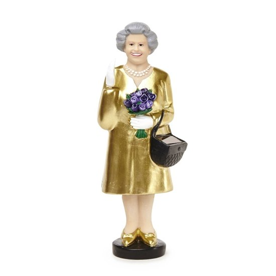 Solar Queen Elizabeth II (Gold Edition)