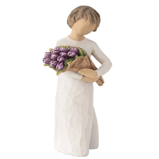638713469649 Willow Tree Surprise Figurine