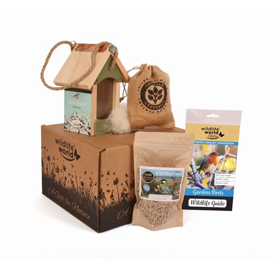 679505021836 For The Love of Birds Gift Pack